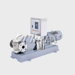 Frequency Converter Lobe Pump