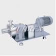 Hygienic Safety Valve Lobe Pump